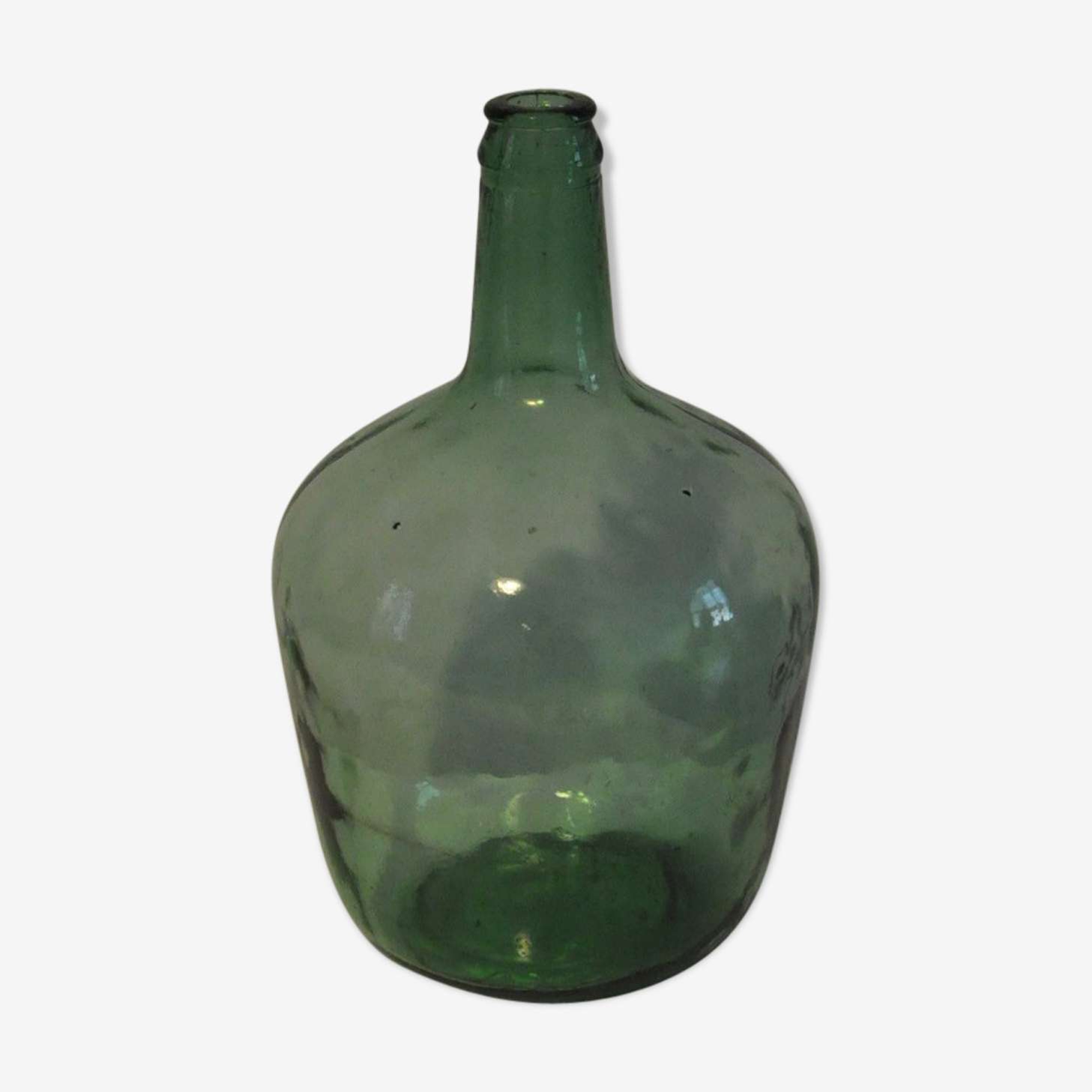 Demijohn green