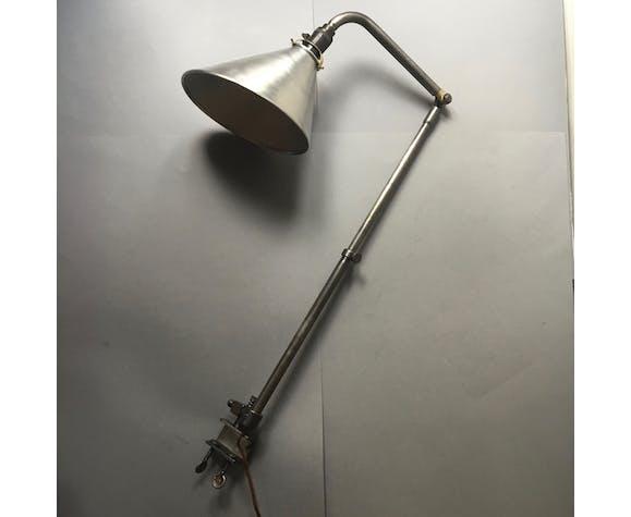 Lampe etau atelier industriel Ki e klair