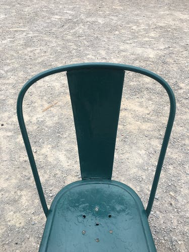 Set de 4 chaises Tolix