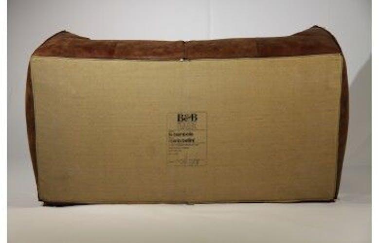 Canapé de Mario Bellini édité par B&B Italia 1970