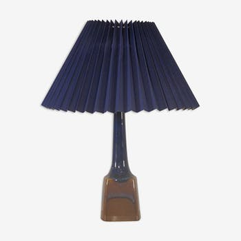 Lampe de table en céramique, Einar Johansen pour Soholm, Danemark 1960