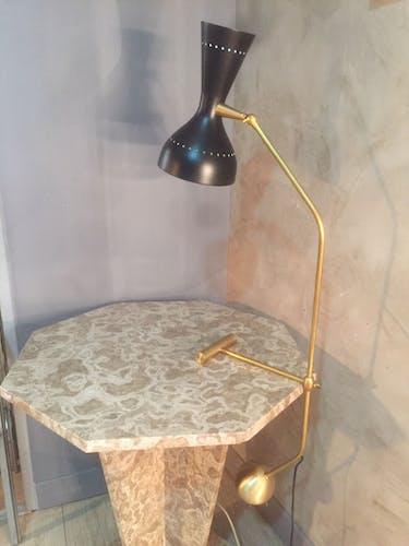 Lampe de table réglable