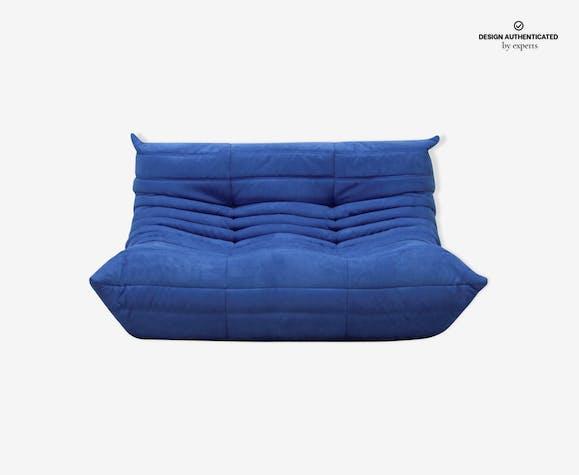 Togo sofa 2 places microfibre by Michel Ducaroy for Ligne Roset