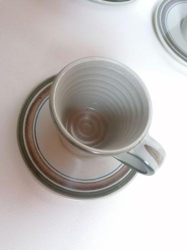 4 tasses à café Longchamp