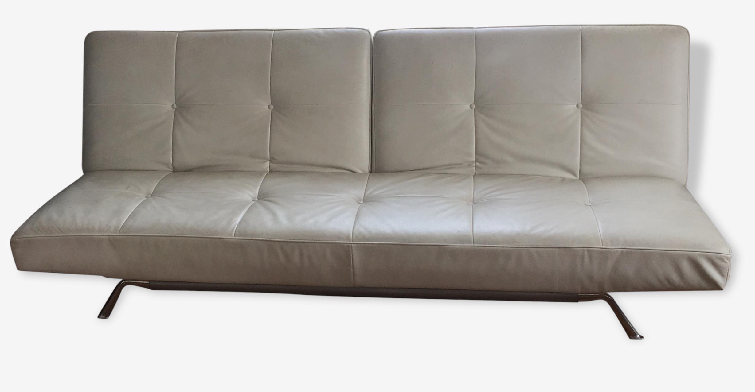 Canapé blanc Cinna