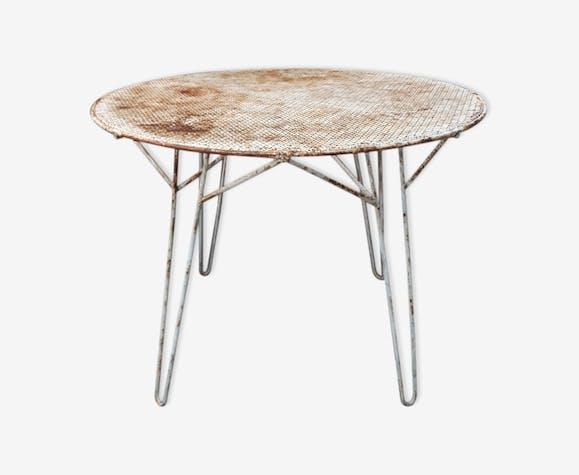Table de jardin Mathieu Mategot