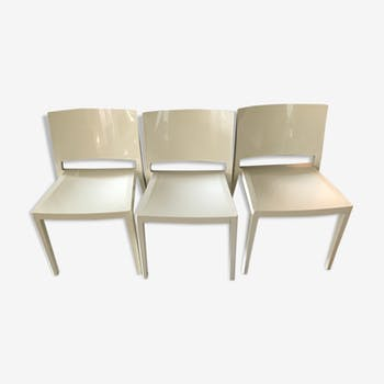 Lot chairs Lizz Kartell