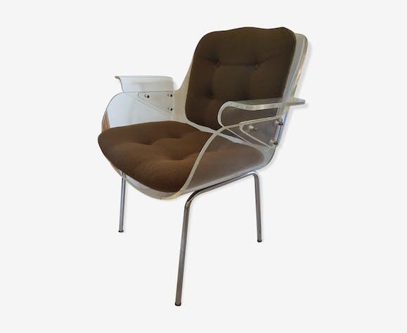 Armchair design D48 plexiglas Hans Konecke for Testa
