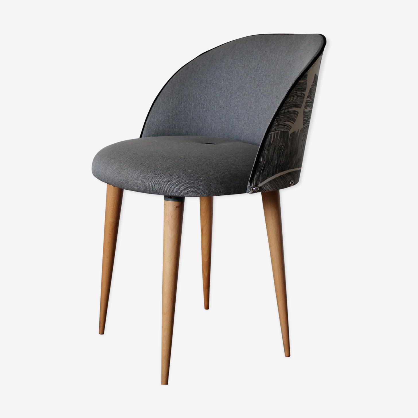Chaise cocktail restaurée