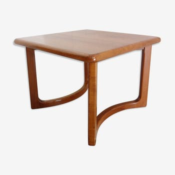 Niels Bach Teak coffee table 1960s