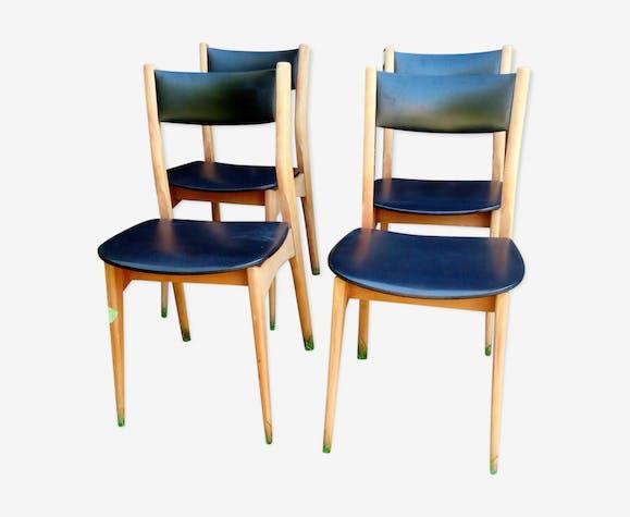 chaises anne 50 - Chaise Annee 50