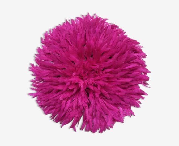Juju hat rose de 40 cm