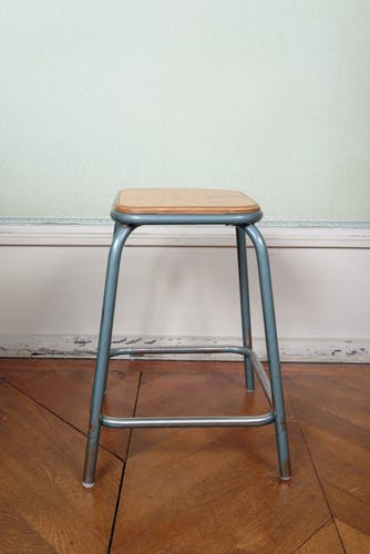 Set of 4 stools mullca workshop early 1960s