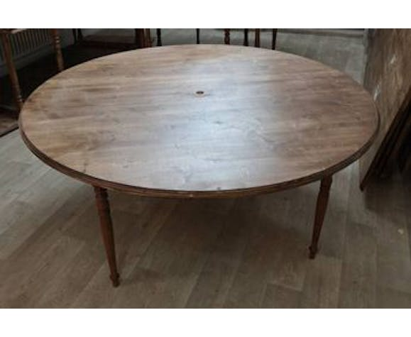 Table Ronde En Bois Selency