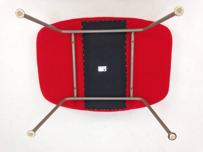 Fauteuil avec ottoman de Pierre Paulin pour Artifort 1965