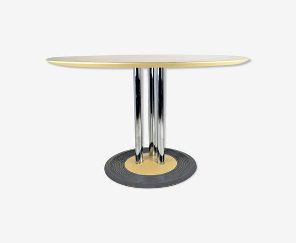 "Table ""Trias"" Hugo de Ruiter for Leolux 1990Netherlands"