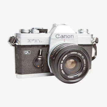 1970 Canon FTb-QL