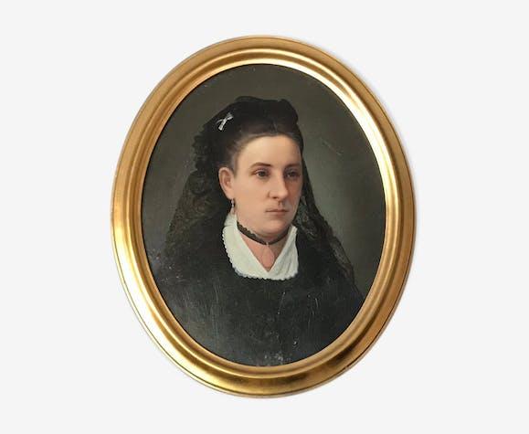 Portrait de dame espagnole