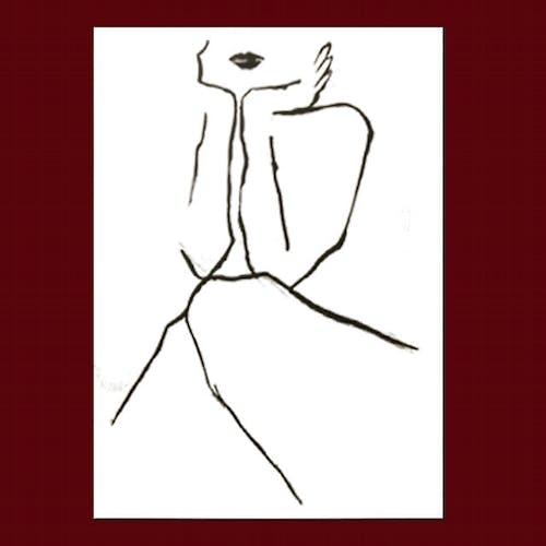Femme rêveuse