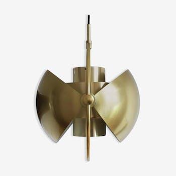 """Suspension """"Multi-Lite"""" par Louis Weisdorf pour Lyfa"""