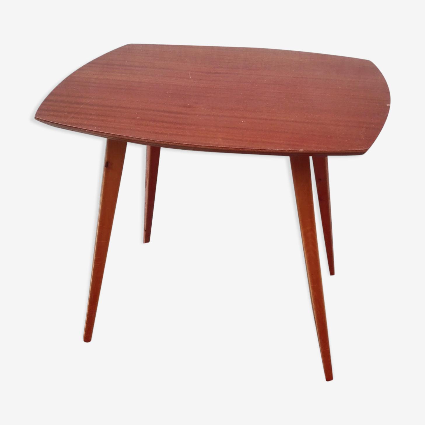 Table low legs compass inspiration scandinavian