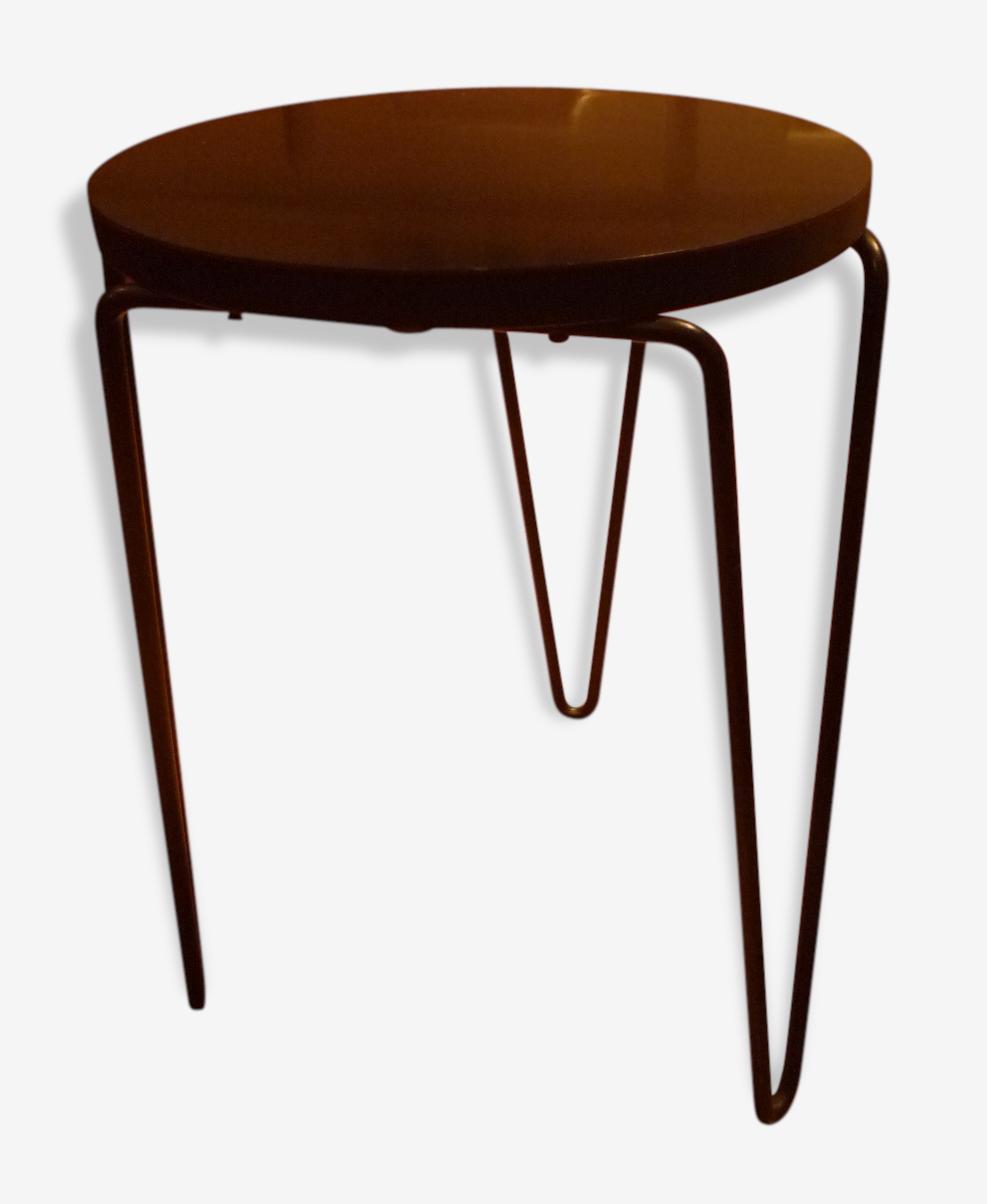 Tabouret A Bascule Philippe Starck Adulte M 233 Tal Noir