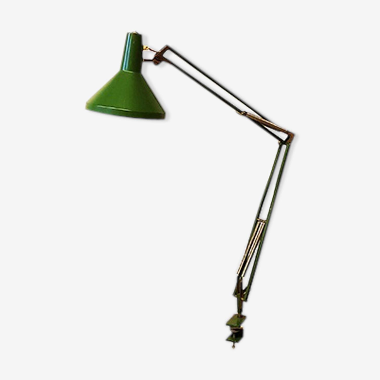 Lampe de bureau pince industrielle par Hala Zeist