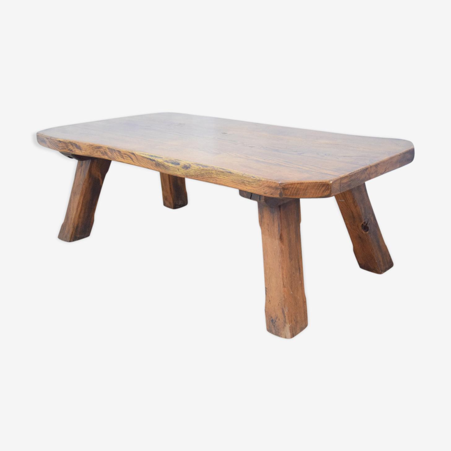 Coffee table by Olavi Hanninen in Elm 70/80