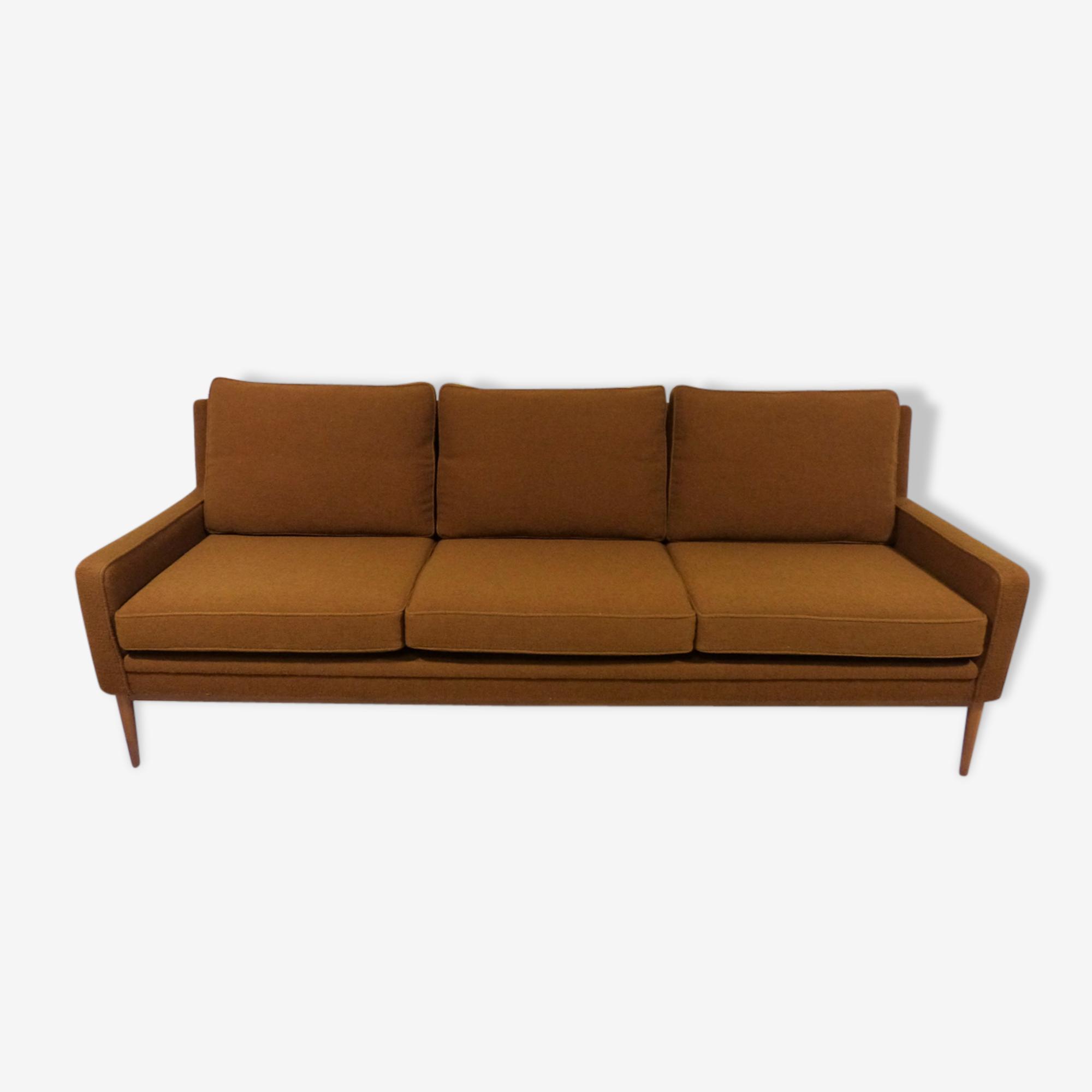 Danish 3-Seats Sofa