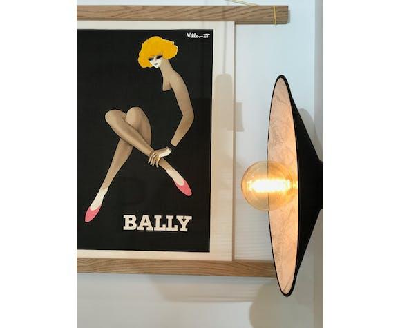 Affiche vintage, Bally Blonde