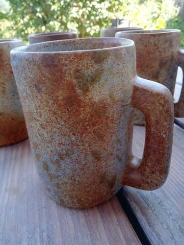Mugs grès artisanal