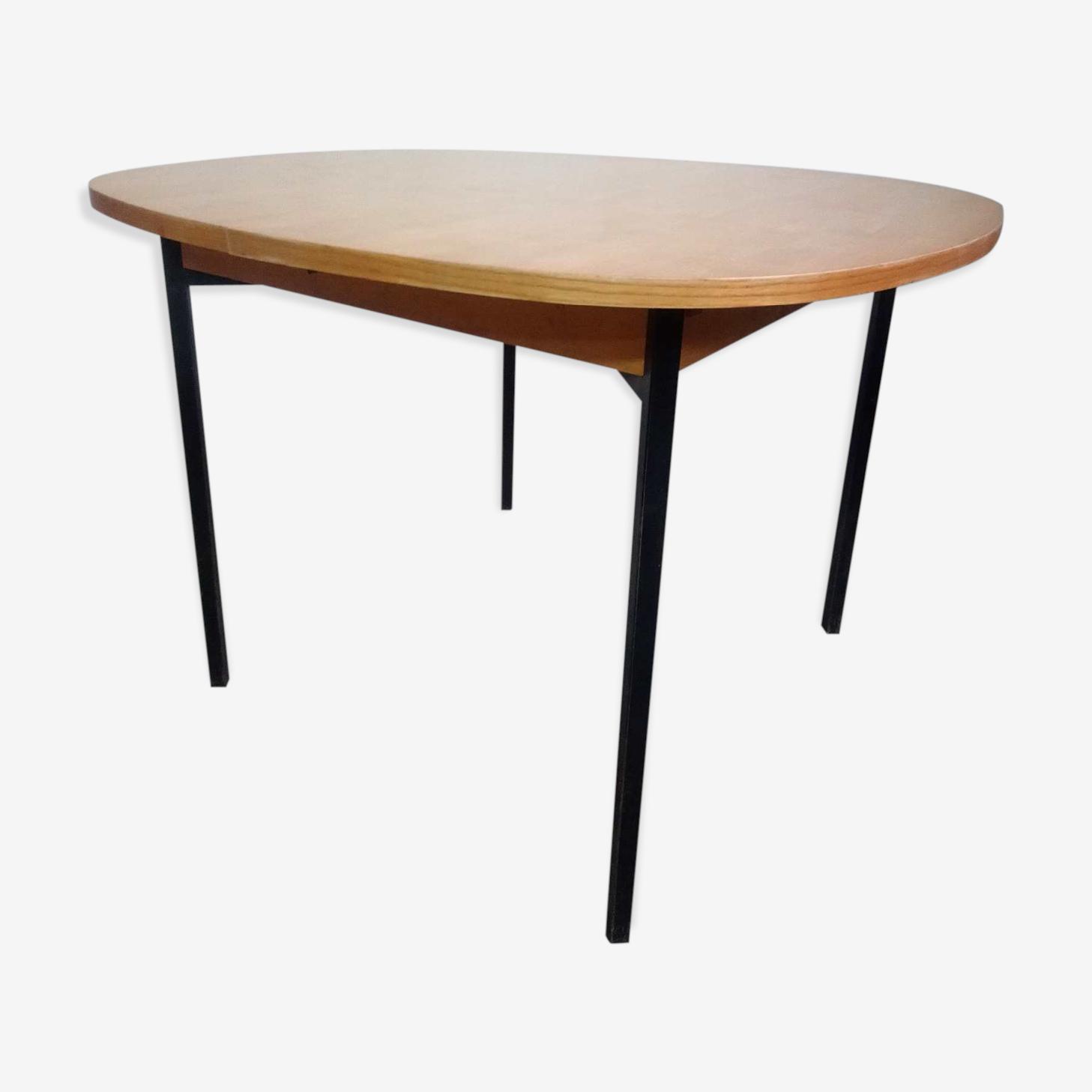 Table extensible  Pierre Guariche to Minvielle