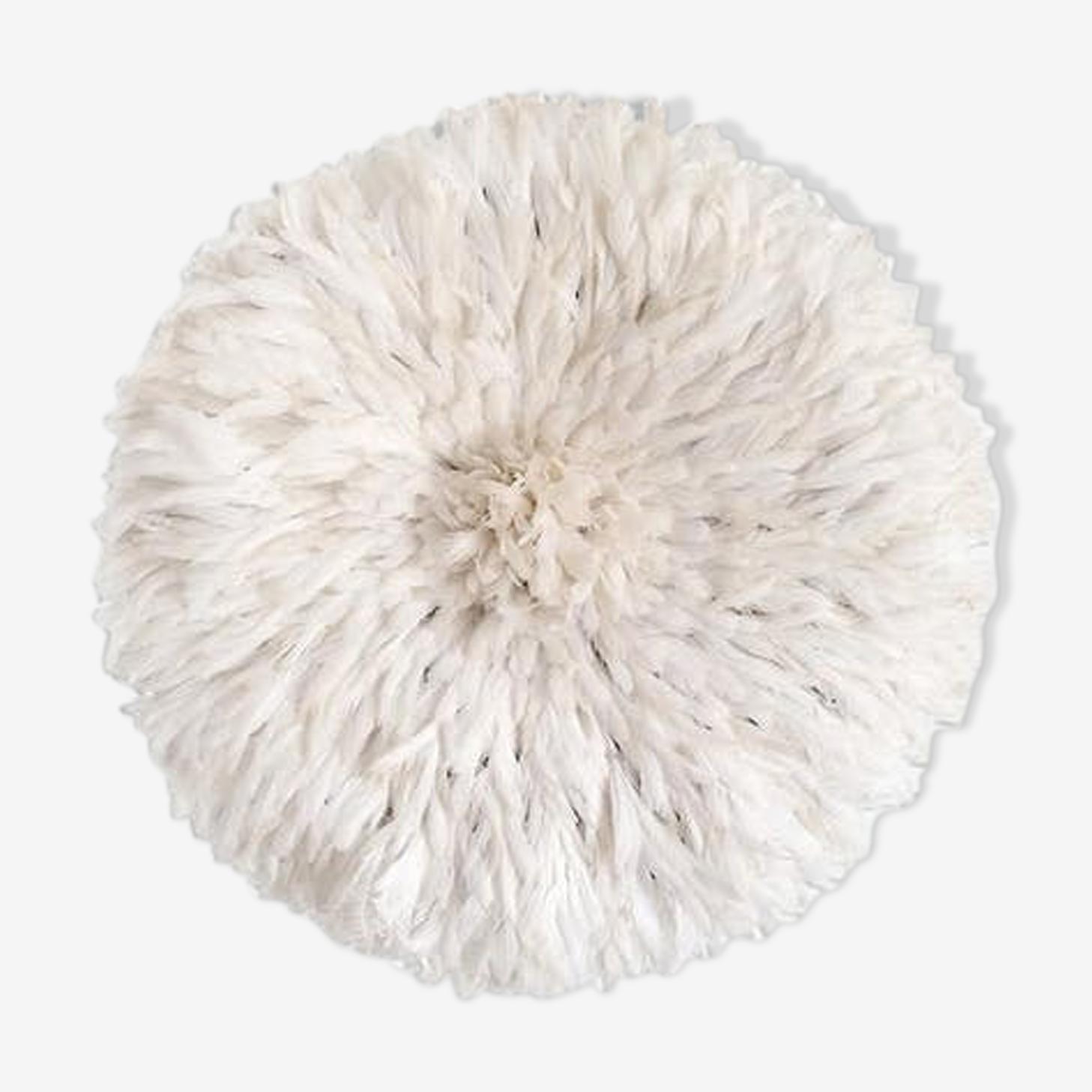 Juju hat white large