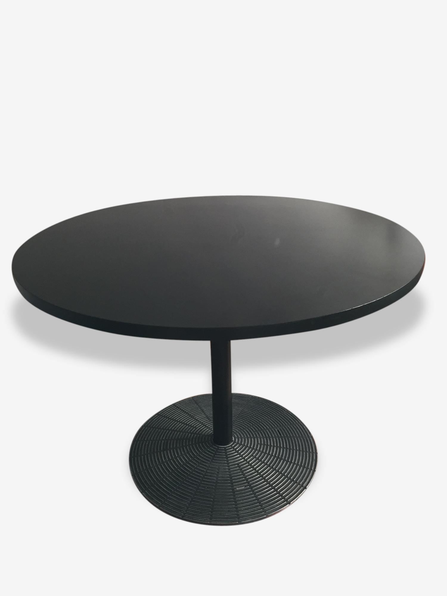 Table ronde 4 places - design italien