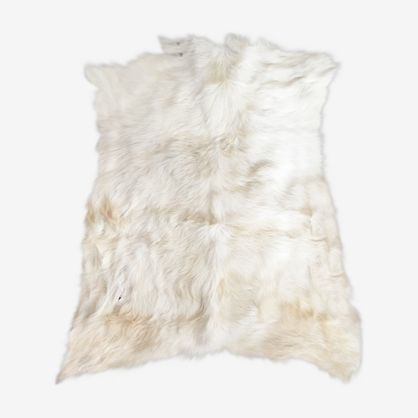 Small goat skin, years 70-60 x 85 cm