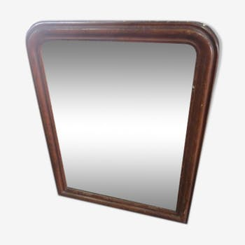 Miroir style Louis Philippe 75x97cm