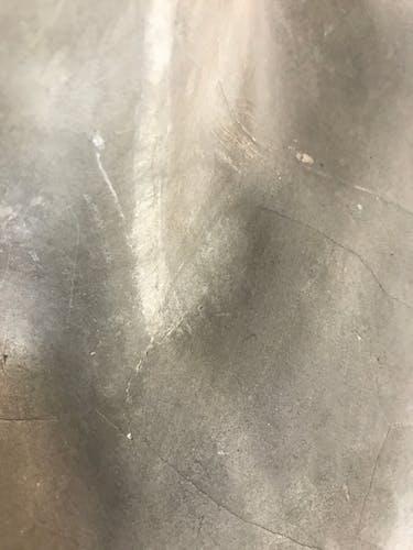 Buste en plâtre