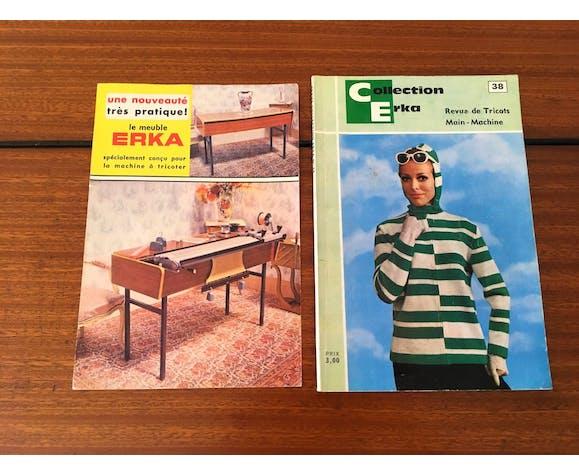 Bureau Erka vintage années 60