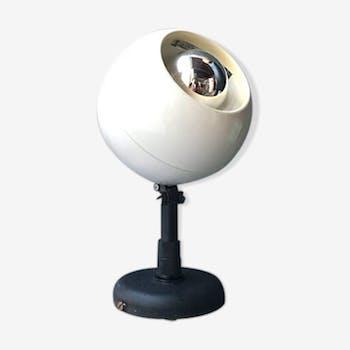 Applique murale eye ball vintage