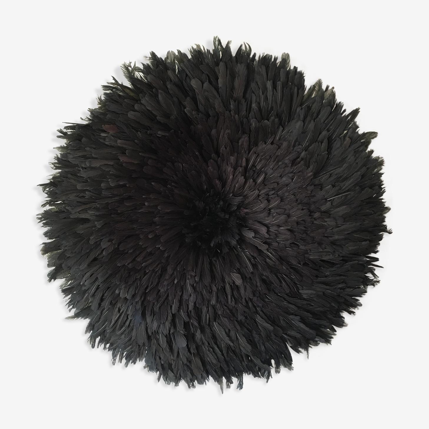 Juju hat noir, 80 cm