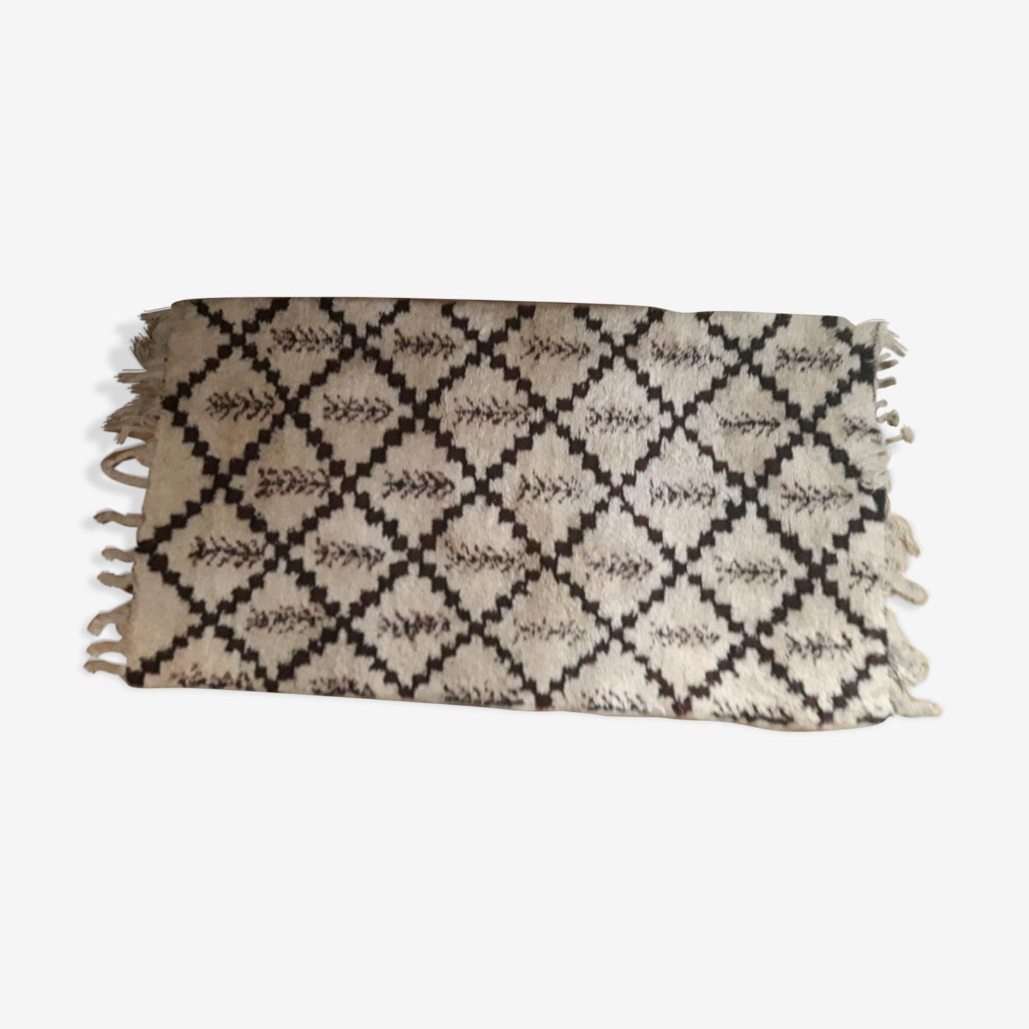 Beni Ouarain carpet 75x145cm