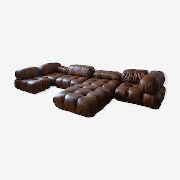 """Mario Bellini for B&B Italia \""""Camaleonda\"""" modular sofa system"""