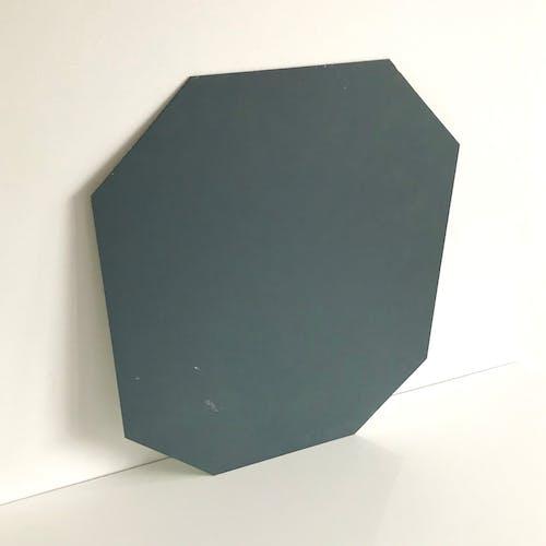 Miroir octogonal biseauté 50x40cm