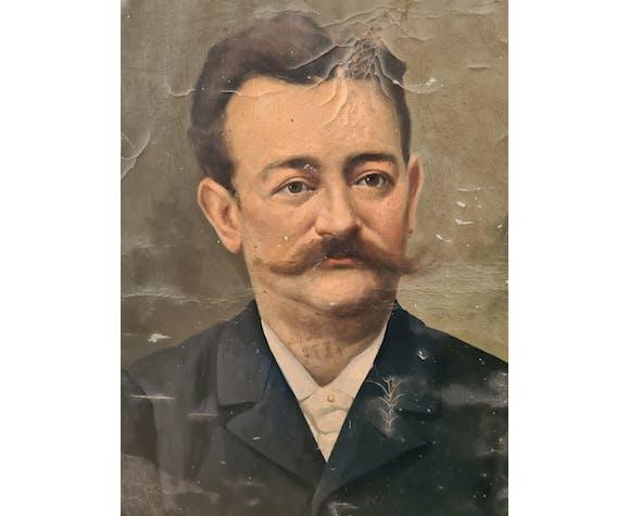 Portrait d'homme - 1901