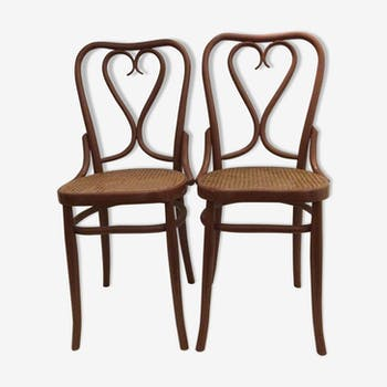 Pair of chairs 30 years Mark S.L