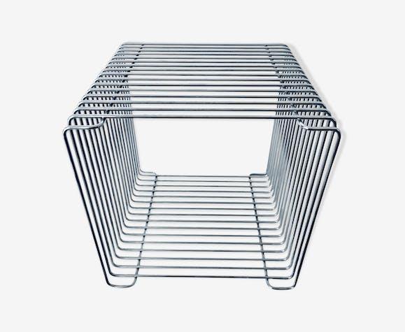 Cube fil par Verner Panton Fritz Hansen 70 s