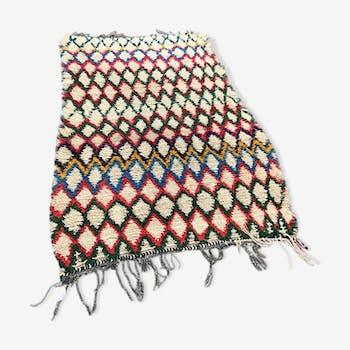 Carpet Beni Ouarain 167 x 104 cm