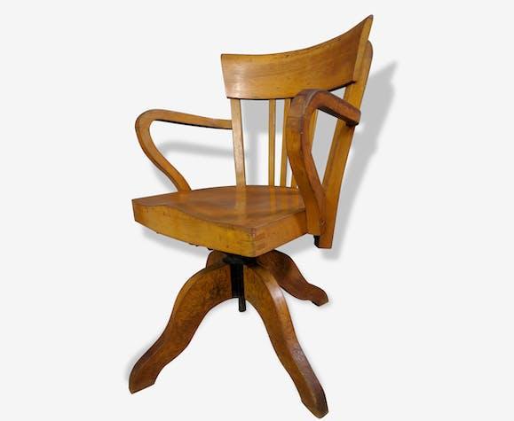 acheter en ligne 2d4ad 9c4db Ancien fauteuil de bureau dit