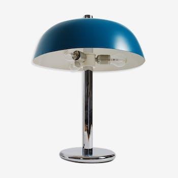 Lampe de table Hillebrand années 60