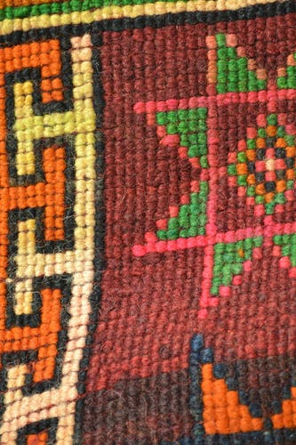 Carpet vintage Zemmour - 330 x 192 cm